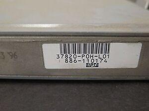 1996-97-Honda-Accord-ECU-2-2l-VTEC-Ex-MT-Engine-Computer-37820-P0H-L01-ECM-OBD2