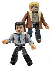 Indie Indy series 1 Minimates FDA Agent Tony Chu & Cyborg John Colby