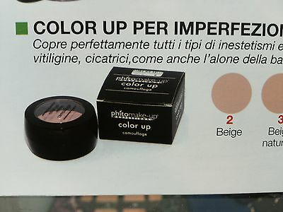 COLOR UP - CAMOUFLAGE Cinecittà - Phytomake-up TRUCCO PROFESSIONALE-ESPRESSO GLS