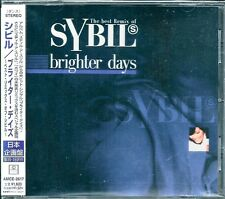 Sybil Brighter days The Best Remix of Sybil Japan CD w/obi AMCE-2617
