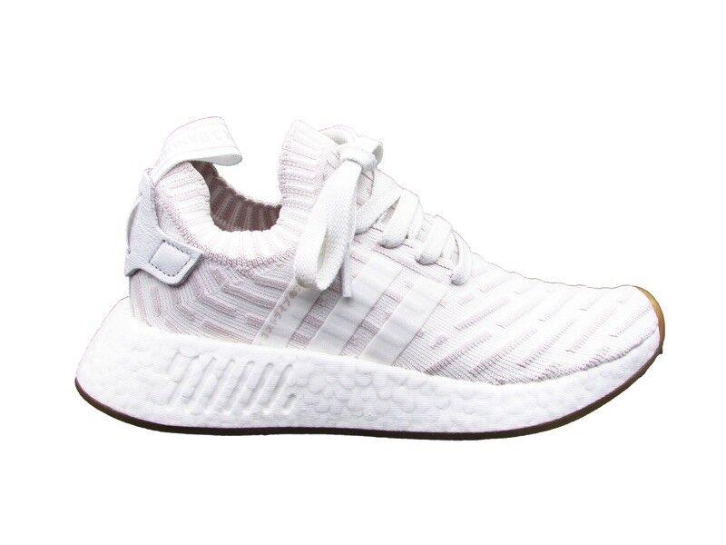 Adidas nmd_r2 pk w scarpe by9954 bianche by9954 scarpe 622fa0