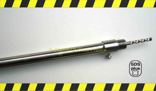 PORTE TREPAN CARBURE SDS PLUS 500mm