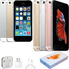 APPLE IPHONE 5 5S 6 6S PLUS 16GB 64GB 128GB UNLOCKED SMARTPHONE GRAY GOLD SILVER