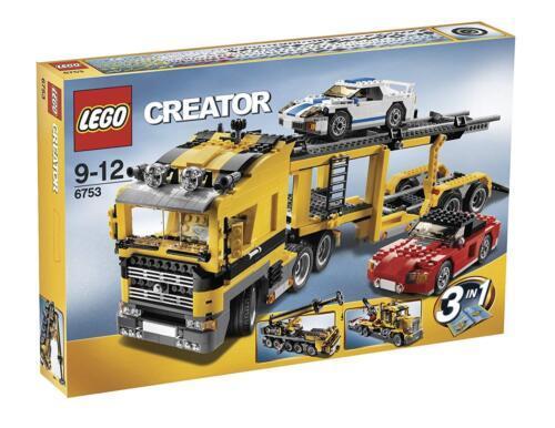 Baukästen & Konstruktion LEGO Creator 6753 Autotransporter LEGO Bau- & Konstruktionsspielzeug