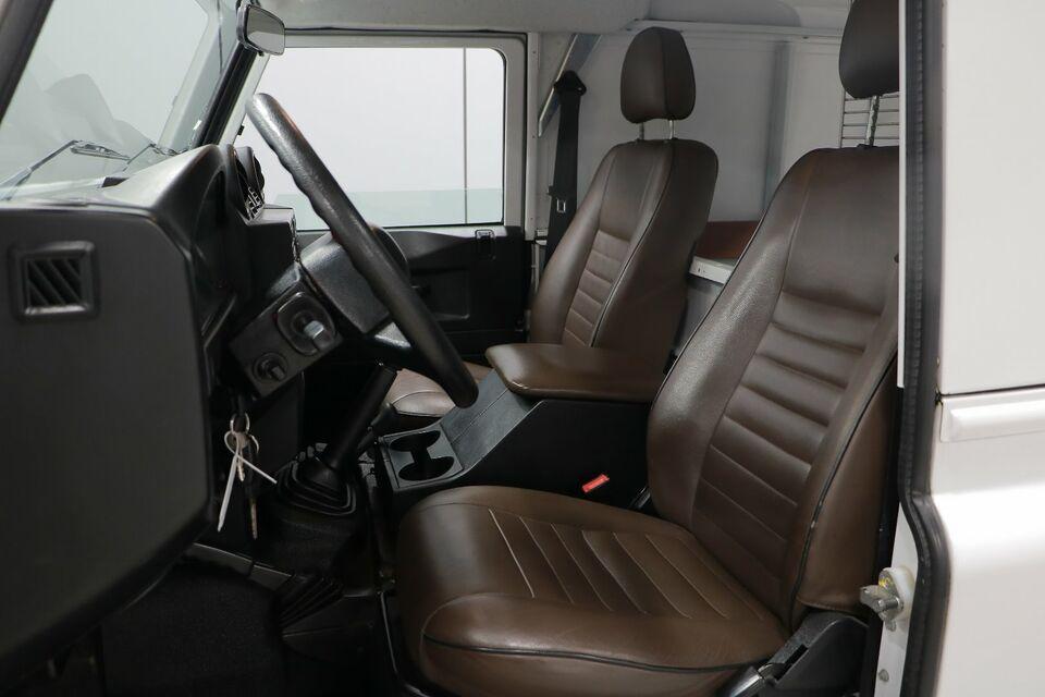 Land Rover Defender 90 2,2 TD4 SW E Van Diesel modelår 2012