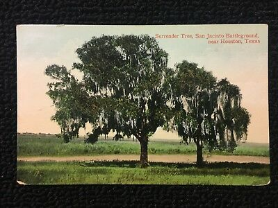 Bank of the Southwest Houston Texas San Jacinto Battle Grounds Postcard