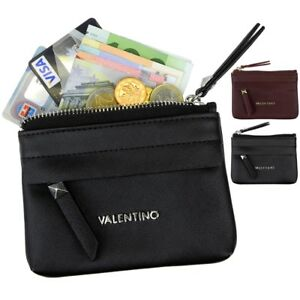 VALENTINO-kleine-Damen-Geldboerse-Brieftasche-Portemonnaie-Geldbeutel-mini-Boerse