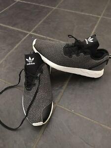 Adidas-ZX-flux-ADV-asymmetrical-Mens-Running-Trainers-Size-9-Worn-Twice