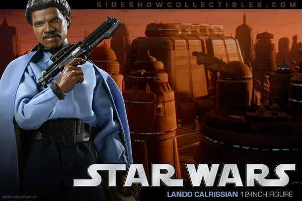 SIDESHOW COLLECTIBLES_Star Wars__LANDO CALRISSIAN 12