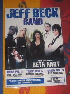 JEFF-BECK-BAND-2014-AUSTRALIAN-TOUR-PROMO-TOUR-POSTER