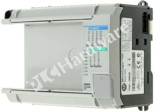 Allen Bradley 1764-28BXB /B MicroLogix 1500 Base 24V DC