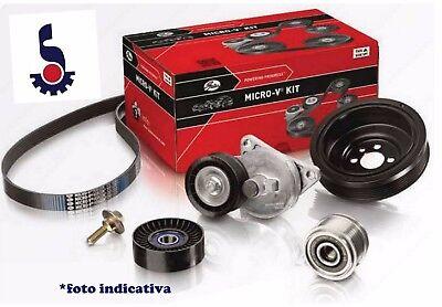 169/_ 1.2 60CV 44KW Pompa Acqua KPA0587A FIAT PANDA Kit distribuzione