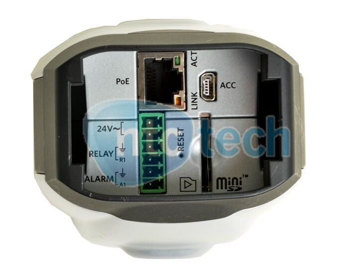 1080p Pelco IXE 20DN Day//Night Network Cameras without Lens 2.1MP IP Camera