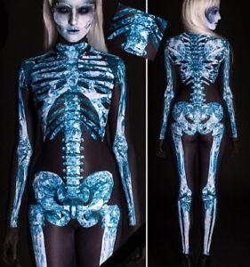 Combinaison-squelette-glace-diamant-gothique-cosplay-Halloween-phosphorescent
