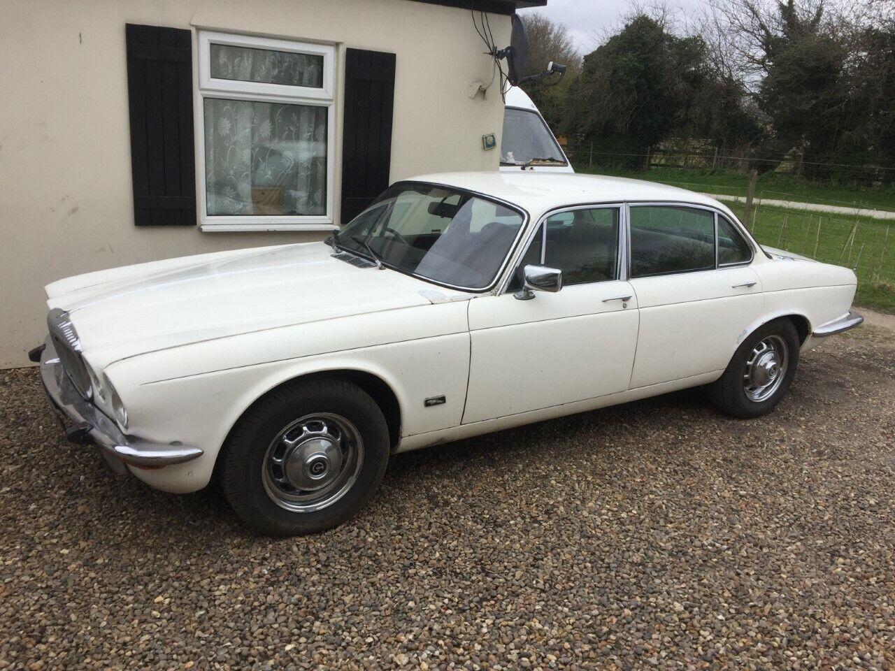 Daimler sovereign 4.2 series 2  1978