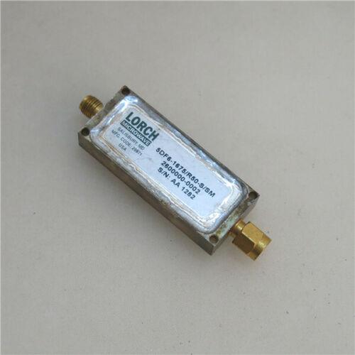 LORCH 5DF-1675//R50-S//SM 1675MHz RF SMA RF Coaxial Bandpass Filter