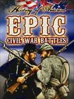 Epic Civil War Battles by Katie Marsico (Hardback, 2013)