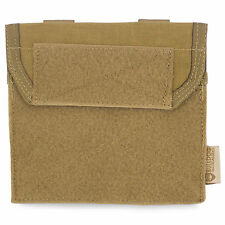Bulldog MOLLE Military Army Tactical Small Utility Combat Admin Pouch Coyote Tan