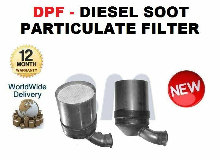 For CITROEN C4 Grand Picasso  1.6 HDI 2006   Diesel Particulate Filter  fast shipping worldwide