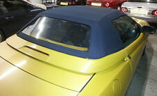 Alfa Spider Black Mohair Hood / Soft Top / Roof £765 FITTED