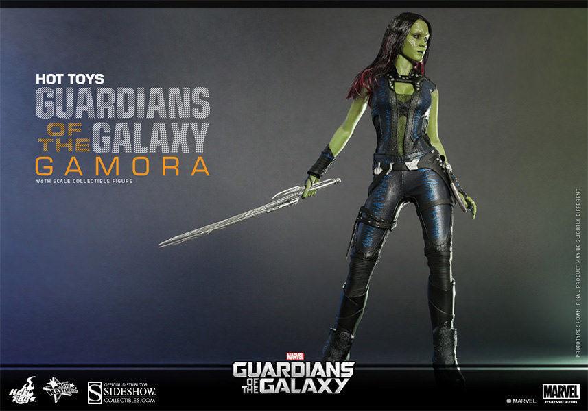 heta leksaker 1  6 Gamora MMS259 - Guardians of the Galaxy - UK SELLER - NEW