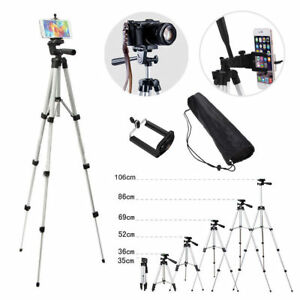 Universal Portable Aluminum Tripod Stand For Canon Nikon Camera Camcorder Gift