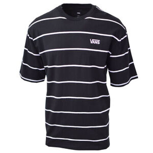 Vans-Off-The-Wall-Men-039-s-Striped-S-S-Tee-S08-Retail-34