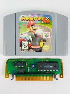 Mario-Kart-64-Nintendo-N64-1997-Authentic-Tested