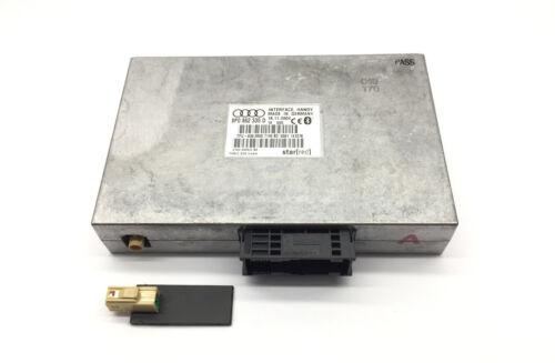 12 meses de garantía Audi a3 a4 TT Bluetooth unidad de control 8p0862335d interfacebox