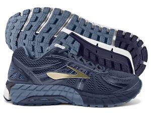 3139e7bc2e182 Brooks Beast 16 Mens Shoe Peacoat Navy Gold multiple sizes New In ...
