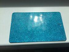 Heavy Sparkle Metallic Teal Powder Coating Paint 1lb450g