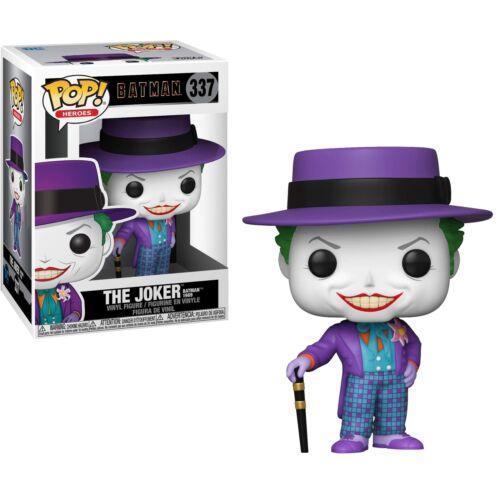 Funko POP Vinyl-BATMAN 1989-Joker con cappello