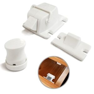 Safety Concealed Magnetic Cabinet Locks No Drilling 2
