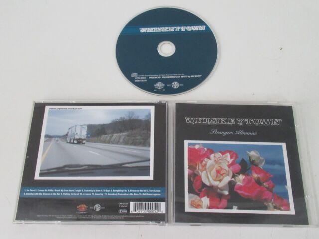 Whiskeytown / Strangers Almanac (Avant-poste OPD 30005 ) CD Album