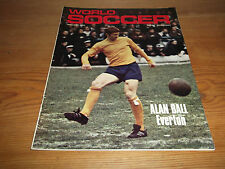 Football Magazine World Soccer January 1970 Peter Osgood Pele Lev Yashin Hungary