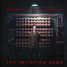 ALEXANDRE DESPLAT - THE IMITATION GAME/OST  CD NEU