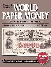 Standard Catalog of World Paper Money General Issues - 1368-1960-ExLibrary
