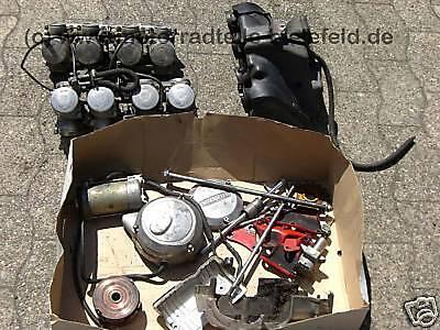 Anlasserdeckel Anlasser Deckel starter cover Honda CB 550 500 Four 17#14A3