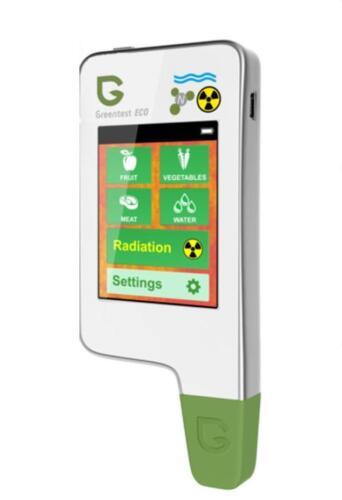 Nitrate Testeur Greentest 1 en 3-Rayonnement Geiger compteur eau TDS dureté