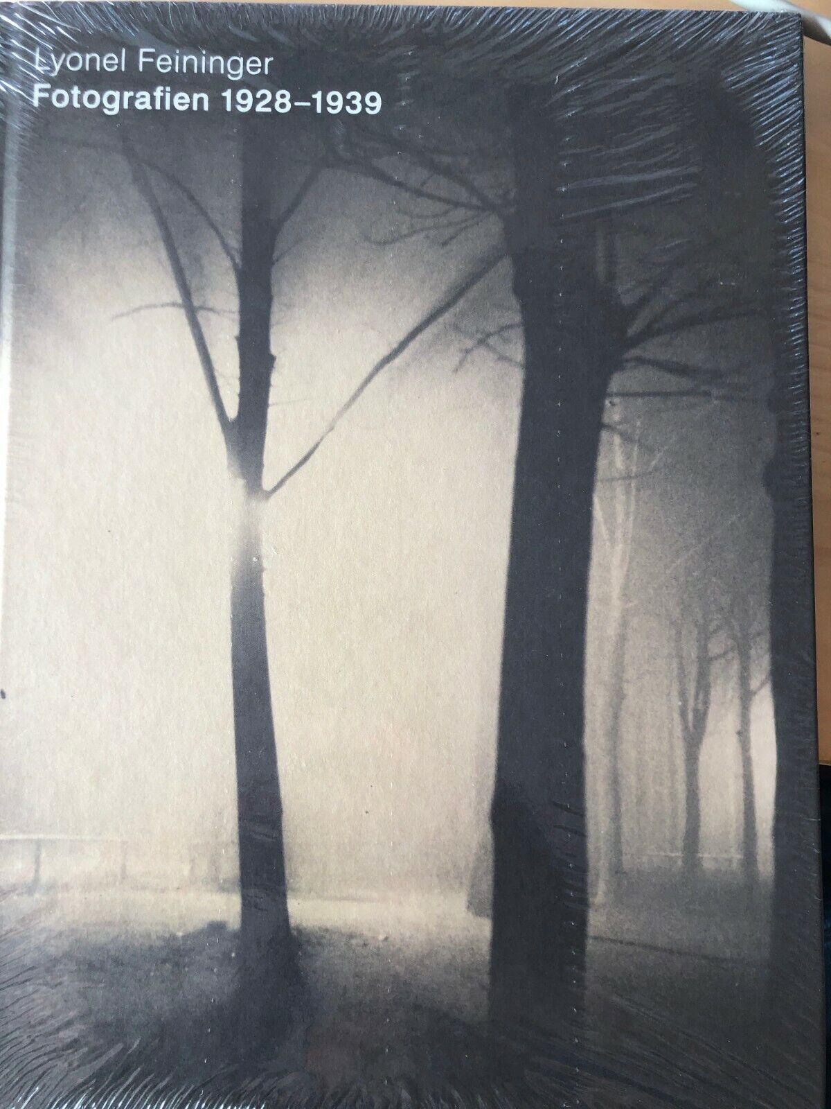 Lionel Feininger Fotografien 1928-1939. Neu in OFolie