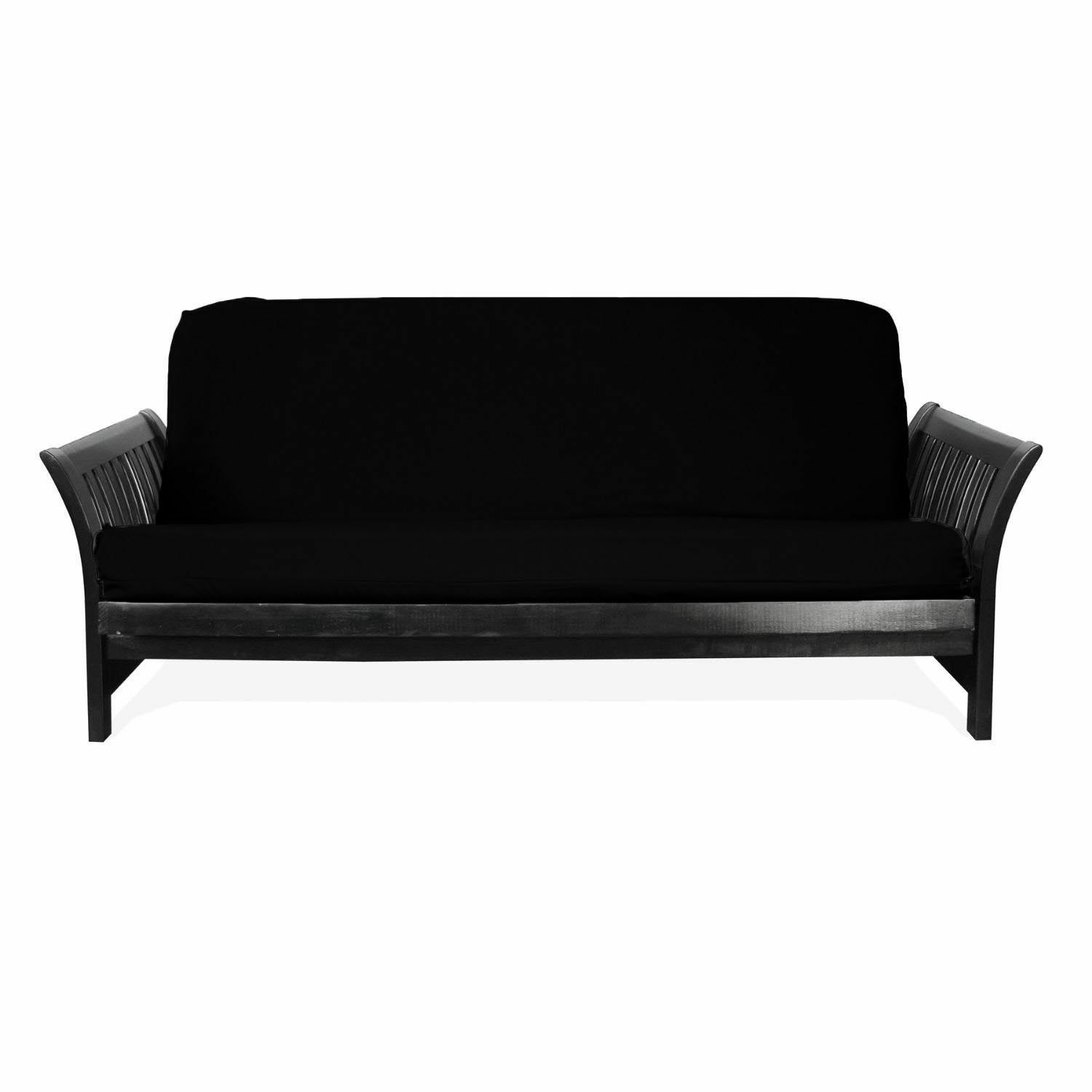 Full Queen Size Futon Mattresses Cover Slipcover Thick 6 8 Or 10 Inch