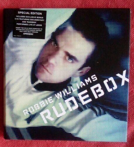 1 of 1 - Robbie Williams - Rudebox (2006)