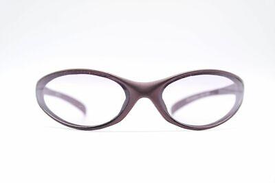 Angemessen Eschenbach Humphrey's 4904-51-4562 63[]19 Braun Rot Oval Sonnenbrille Neu