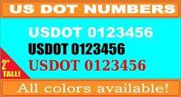 Us Dot Numbers Vinyl Letters Numbers