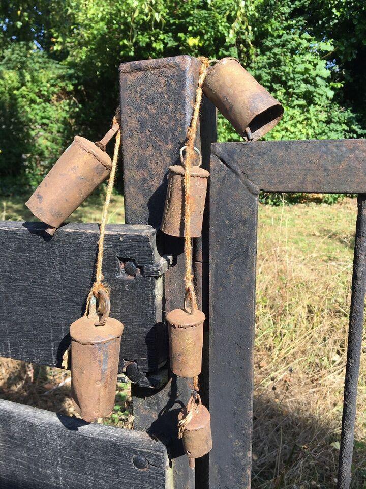 Fede antikke fåreklokker/-kobjælder , 1700-1900-tallet