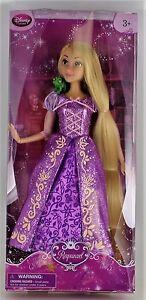 "2016 Disney Store Classic Rapunzel with Pascal 12"" NIB Tangled"
