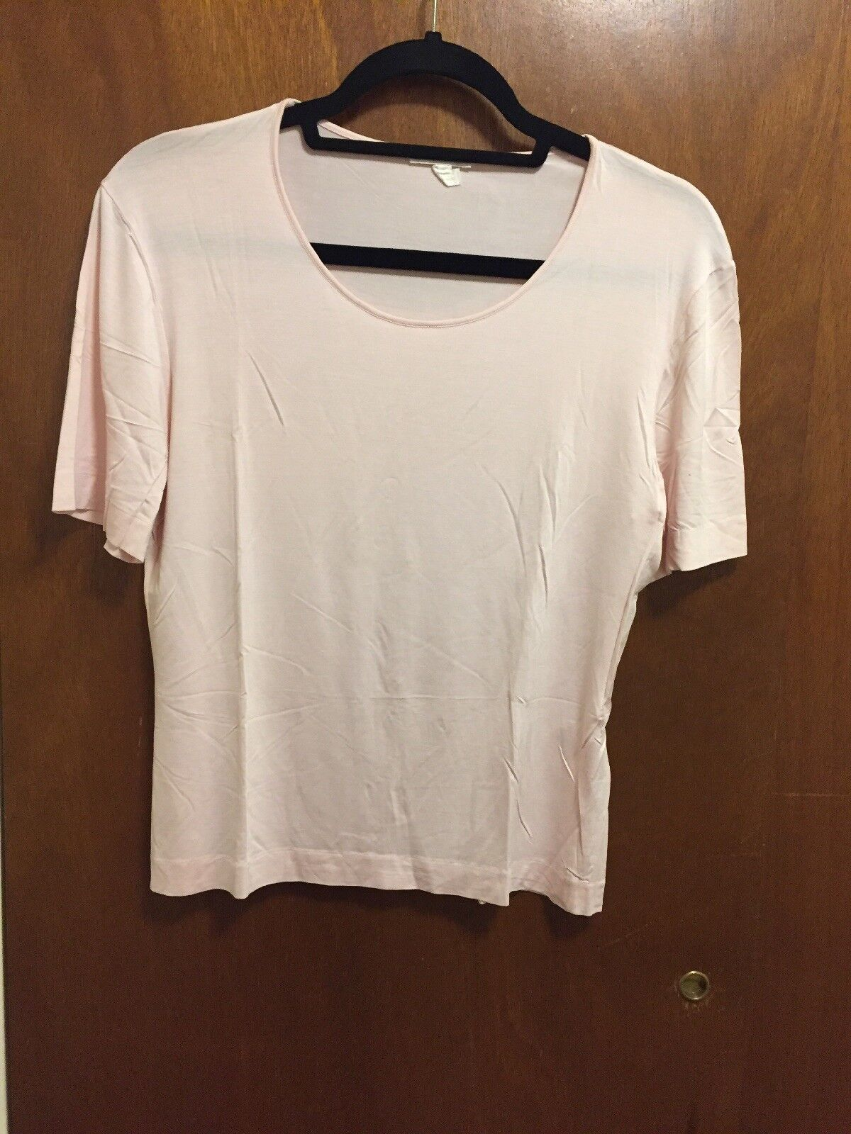 Authentic Escada Short Sleeve Top Size  42