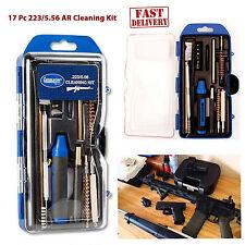 Cleaning Kit AR 15 Rifle 223 5.56 Caliber Gunmaster 17pc Tactical Gun Clean Tool