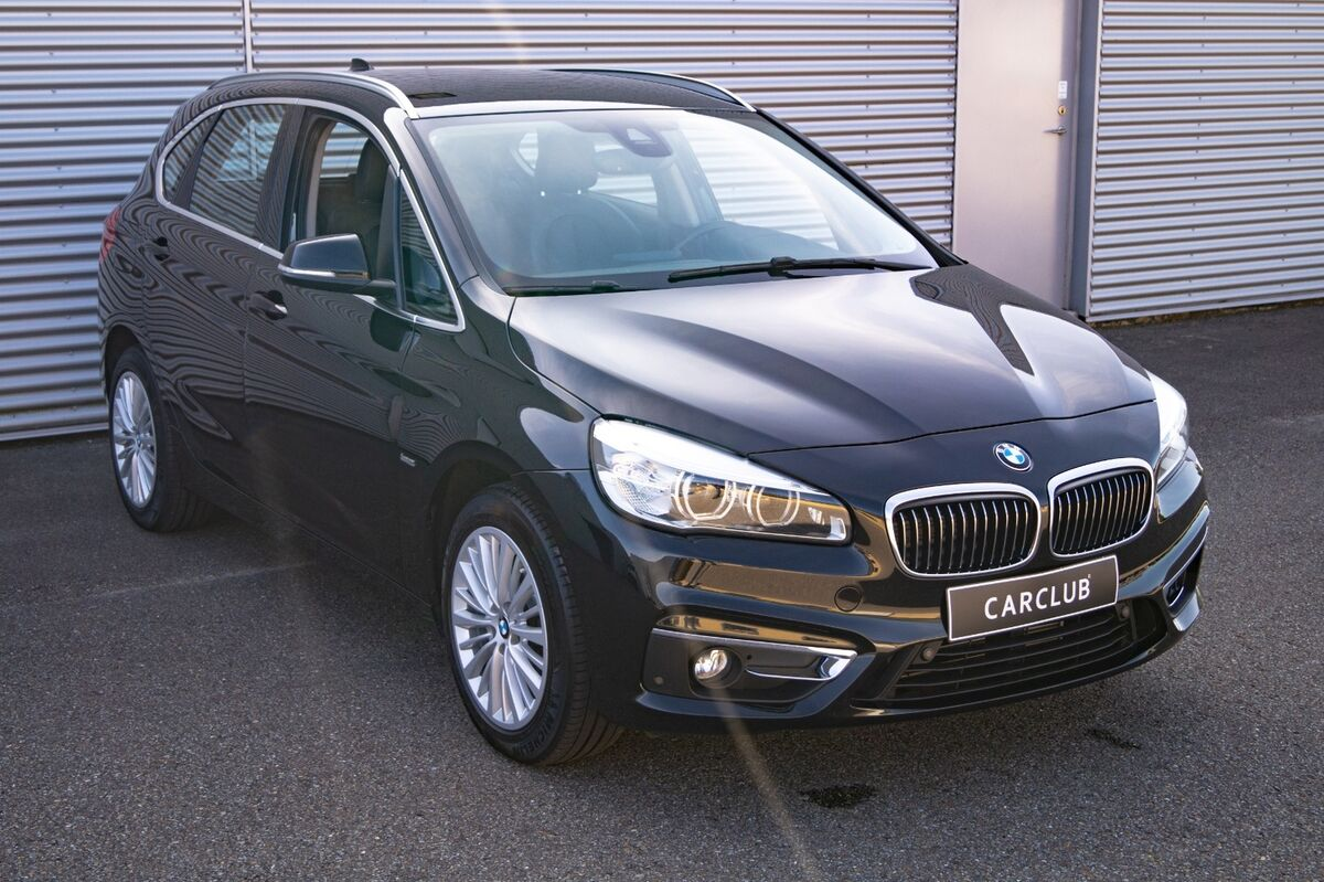 BMW 218d Active Tourer xDrive aut.