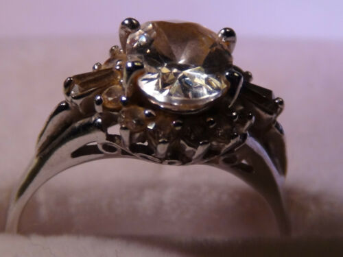 vintage costume jewelry ring